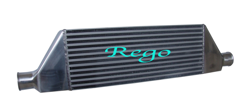 High Performance Diesel Engine Universal Intercooler Aluminum Material