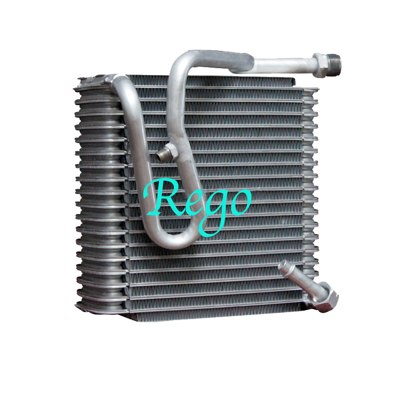 Hyundai I10 Automotive A C Evaporator Serpentine / Tube Fin / Parallel Flow