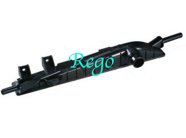 Black Radiator End Tank Replacement Plastic Material For Honda Car Rg-ht01