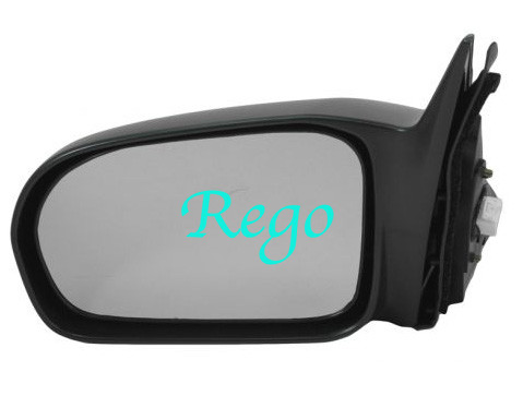 2010 2016 Honda Civic Passenger Side Mirror Replacement In Black Color