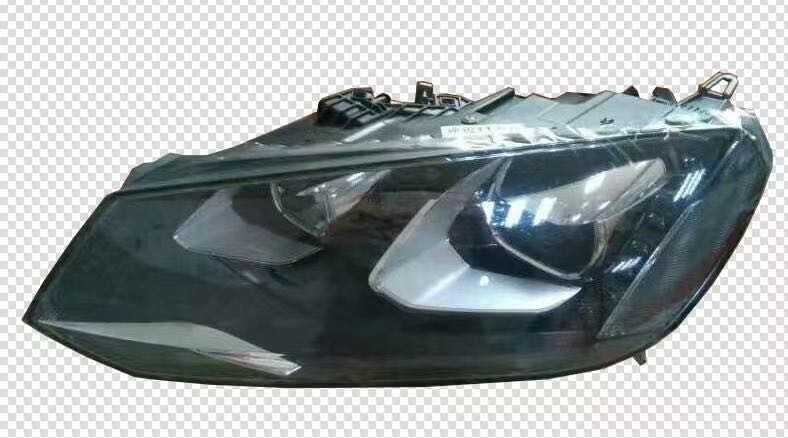 Black Housing LED Car Headlights / Hid Led Headlights Easy Installation