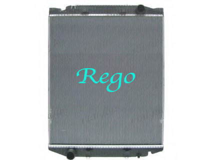 Heavy Duty Cooling System Truck Radiators Fit For Iveco Stralis / Xf95 / Xf380
