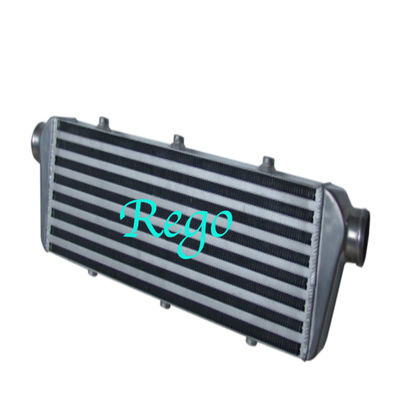 550mm X 140mm X 65mm Universal Intercooler , Black Front Mount Intercooler