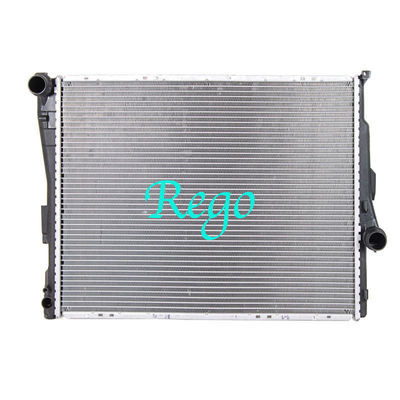 High Performance Aluminum Plastic Brazed Car Radiator Replacement for BMW 3E46-316i/320i