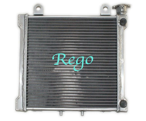Automobile Motorcycle Aluminum ATV Radiator For 03 DS650X DS650 Radiator