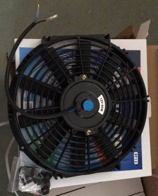 12 Volt Universal Radiator Cooling Fan , 10 Inch High Performance Radiator Fans