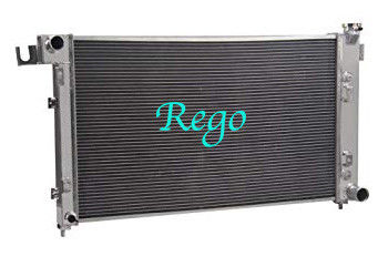 Light Weight  Aluminum Car Radiator Maximum Cooling Efficiency For Dodge Ram