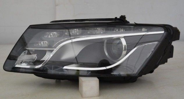 White Brightest Car Headlights / Custom Led Headlights For AUDI Q5 8r